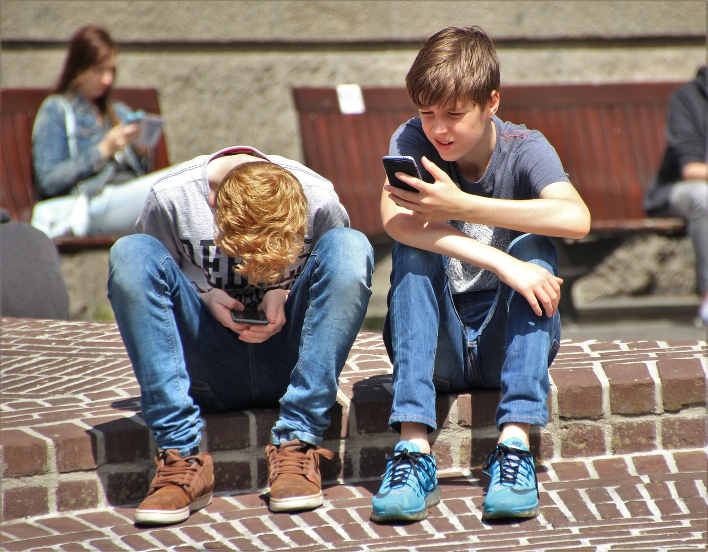 Pokémon Go kinderen smartphone